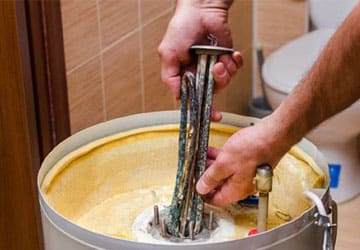 Pregrevanje bojlera
